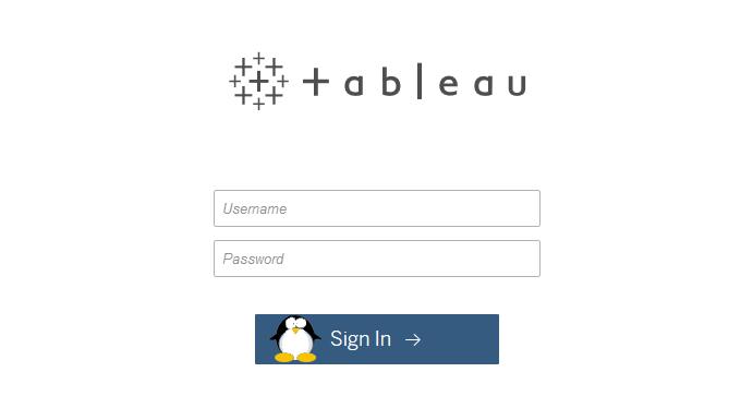 Tableau Server su Linux